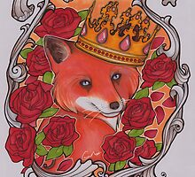 The Little Prince's Fox by ChasingCosmos