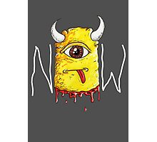 Norwish Monster design Photographic Print