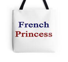 French Princess  Tote Bag