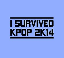 I SURVIVED KPOP 2K14 - BLUE  by Kpop Love