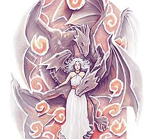The Mother of Dragons by c0y0te7