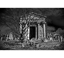 A Place To Rest Photographic Print