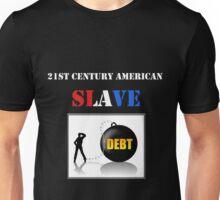 21st Century American Slave - 2a Unisex T-Shirt