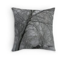 REDREAMING WINTER SOLSTICE Throw Pillow