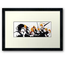 Bleach - Ichigo Kurosaki Framed Print