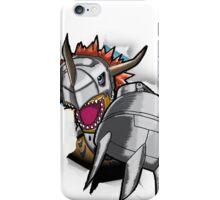 Digimon 15th Anniversary - Metalgreymon iPhone Case/Skin