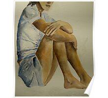 Young girl 56kk Poster