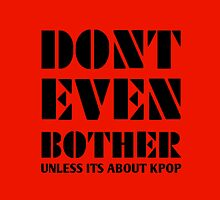 DONT BOTHER - RED by Kpop Love
