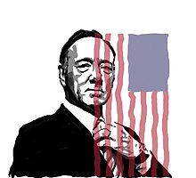 House of Cards: Francis by Travis Martin