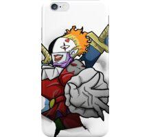 Digimon 15th Anniversary - Piedmon iPhone Case/Skin