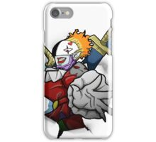 Digimon 15th Anniversary - Piedmon iPhone Case/Skin