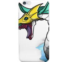 Digimon 15th Anniversary - Seadramon iPhone Case/Skin