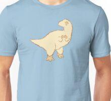 Feathery Dinosaurs - Fluffy T-Rex Unisex T-Shirt