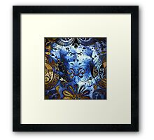 4024 Framed Print