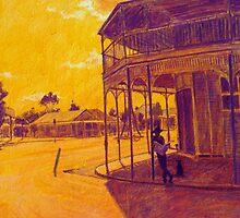 Waiting for Pub O'clock by Cary McAulay