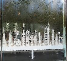 National Gallery Window VII by Rupert  Russell