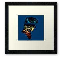 Eleventh Fire Framed Print