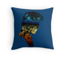 Eleventh Fire Throw Pillow
