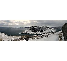 """""""The Narrows"""", St. John's Harbour Photographic Print"""
