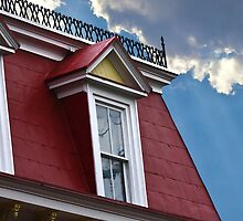 Historic Homes by Leta Davenport
