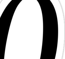 Bond 0(07) Sticker