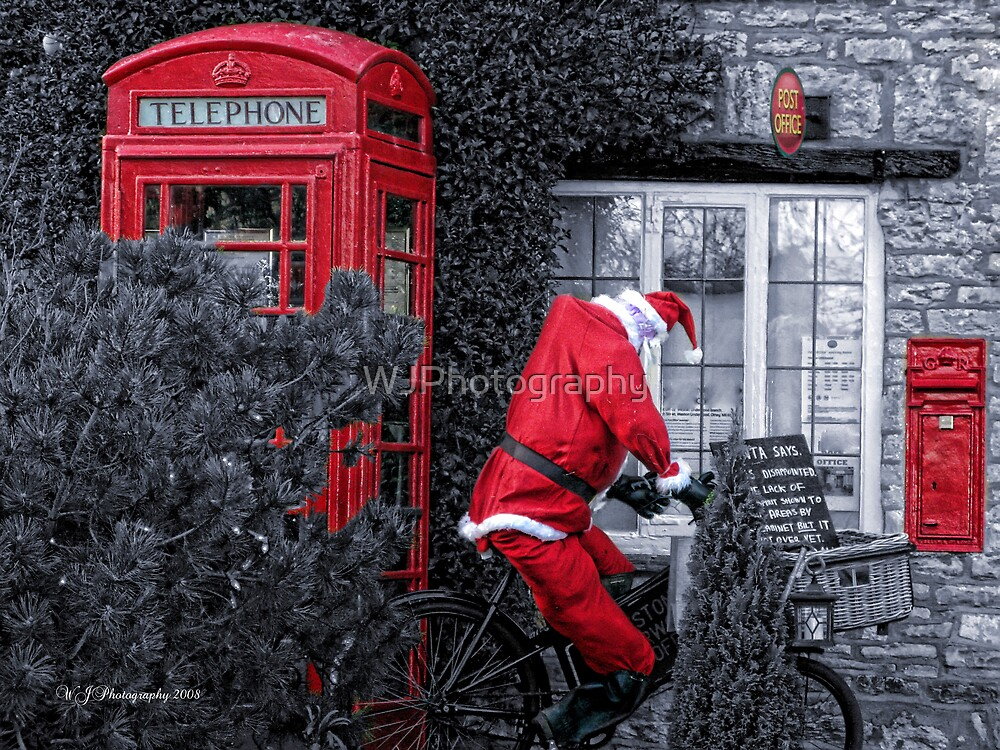 Ho! Ho! Ho! by WJPhotography