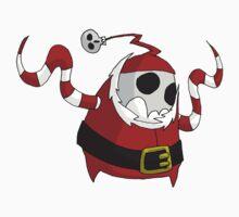 skull santa by kangarookid