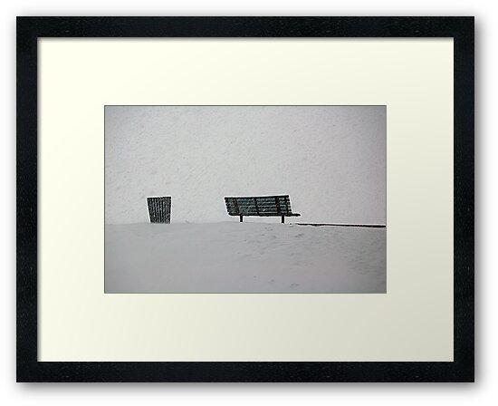 White Out by Joanne  Bradley