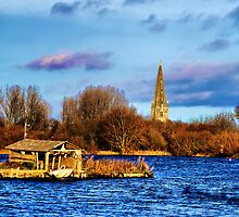 The Boathouse by WJPhotography