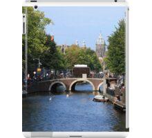 Summer In Amsterdam iPad Case/Skin