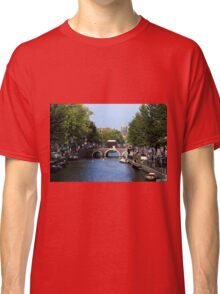 Summer In Amsterdam Classic T-Shirt