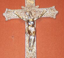 A Cross Of INRI! by Heather Mudge