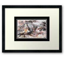 From The Painting Easel #2 Framed Print
