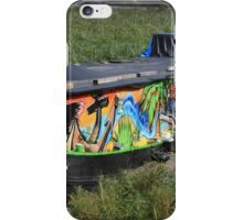 Colorful Houseboat iPhone Case/Skin