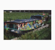 Colorful Houseboat T-Shirt