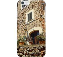 The House With Grey Shutters..........................Majorca iPhone Case/Skin