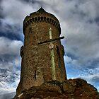 SOLIDOR TOWER EMERGING STRONG by Karo / Caroline Evans (Caux-Evans)