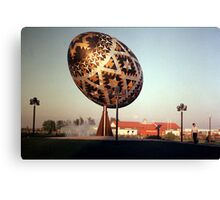 The Biggest Easter Egg Canvas Print