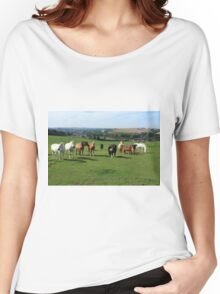 Rare Breeds Of Horses Women's Relaxed Fit T-Shirt