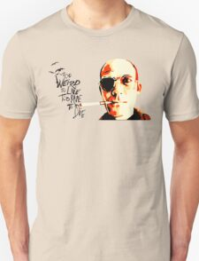 Hunter S. Thompson - The Banshee Screams for Buffalo Meat T-Shirt