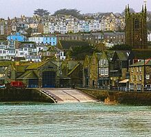 St Ives by Murray Swift