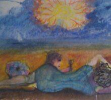 BEACH TIME(C1996) by Paul Romanowski
