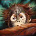 monkey child by secondskintru
