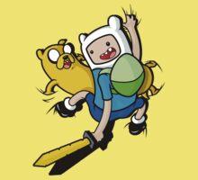 Adventure Cllinger Kids Tee