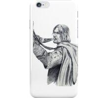 The Horn of Gondor iPhone Case/Skin