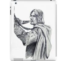 The Horn of Gondor iPad Case/Skin