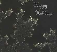 Happy Holidays  by Michelle BarlondSmith