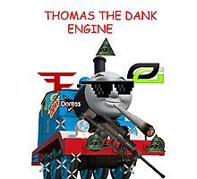 THOMAS THE DANK ENGINE MLG  Photographic Print