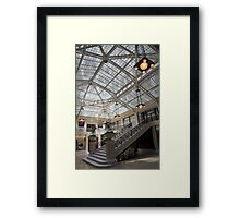 The Rookery, Chicago Framed Print