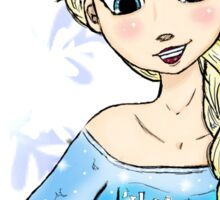 Frozen - Reine des neiges - Queen Elsa Sticker
